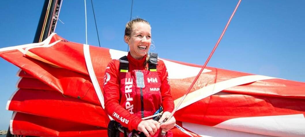 Fra Volvo Ocean Race til America's Cup