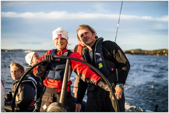 ALTERNATIVER: Nilsson mener den tradisjoenlle karrierepyramiden i norsk seilsport er for trang.