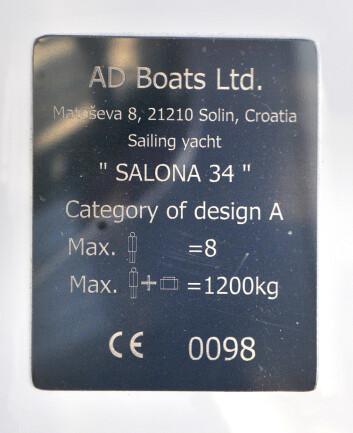 KRAV: Alle båter som er solgt fra 1998 skal ha CE-merket. Det skal fortelle om båtens bruksområde.