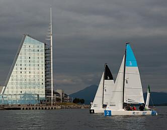 Lokal seilsportsliga i Molde