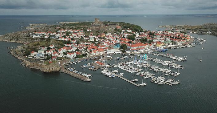 KRIG: Bransjen i Sverige er delt mellom Marstrand og Ellös. Det er verdt å besøke begge steder.