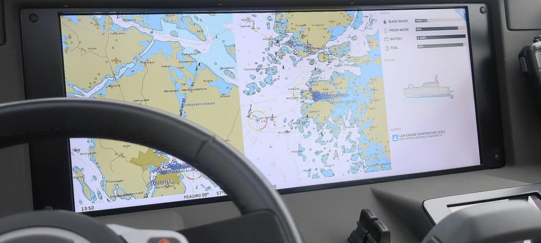 Mer om fremtidens båtelektronikk