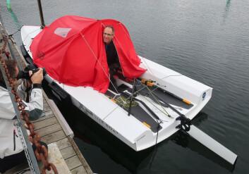 ENKELT: LiteBoat XP er utviklet for det enkle båtlivet.