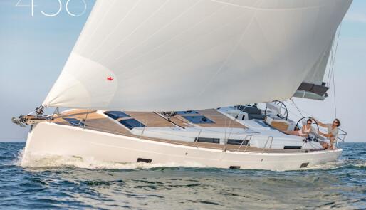 Nye seilbåter mellom 40 og 50 fot