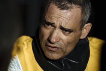 SKIPPER: Yann Guichard har forsøkt flere ganger å sette ny rekord.