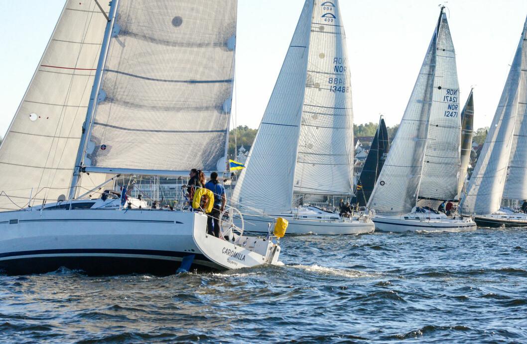 START: Skagen Race går siste helgen i mai, og det kan gi høyere oppslutning.