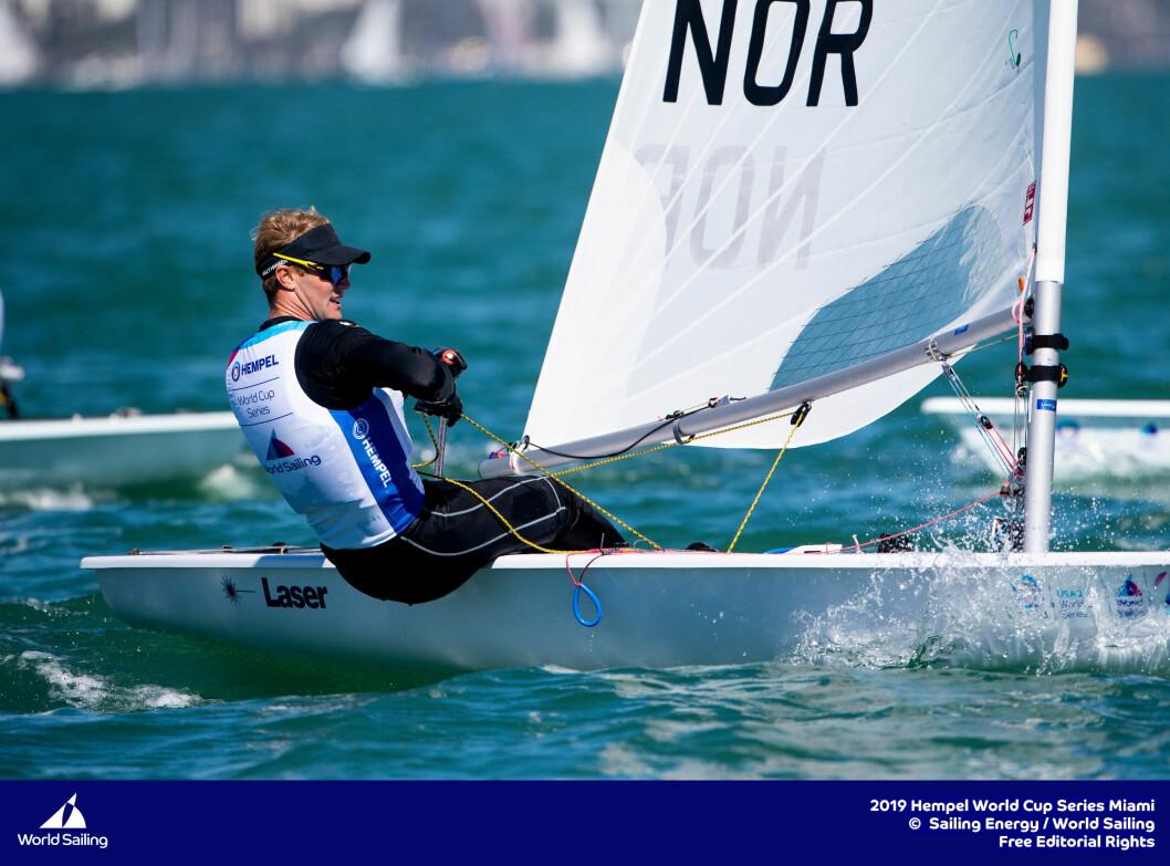 Herman Tomasgaard tok 6. plass på Palma