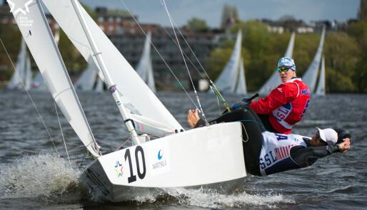 Eivind Melleby leder Star Sailors League
