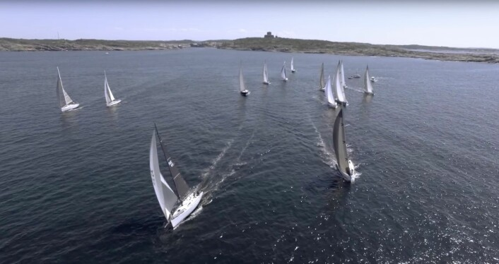 SOLO: Midsummer Solo Challenge starter fra Marstrand.