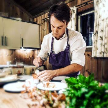 MAT: Lars Landmark kommer til KNS og holder matkurs i vinter.