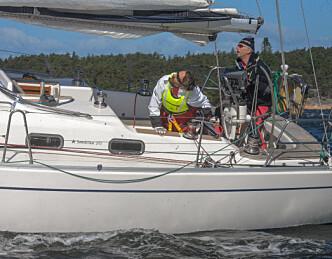 Samarbeid med Norges Seilforbund