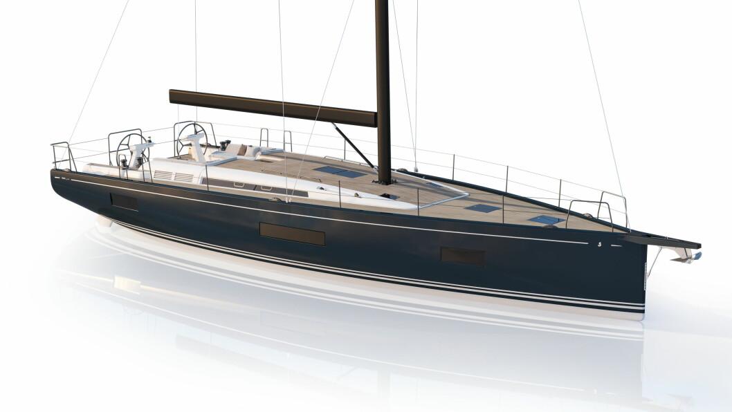 NY: Beneteau vekker liv i First, og lanserer First Yacht 53 i Cannes i september.