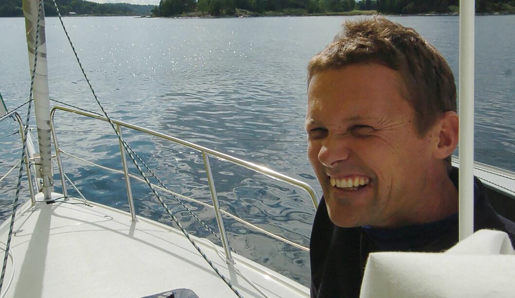 NY I STYRET: Ole Petter Pollen er foreslått som nytt styremedlem i Norges Seilforbund.