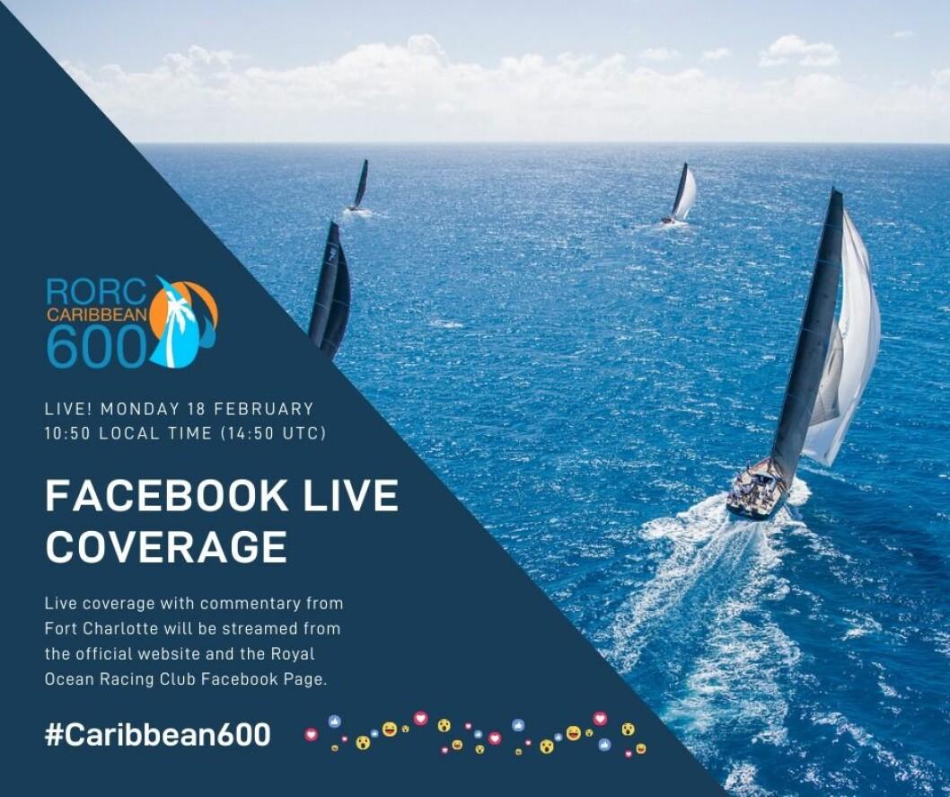 Caribbean 600
