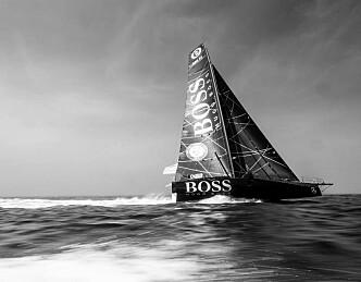 – Jeg tror bare at båten er raskere