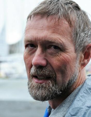 ARRANGØR: Harald Gjøsæter i Askøy Seilforening er fornøyd med responsen så langt.