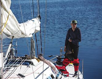 Finansierer nytt seilerplagg med folkefinansiering