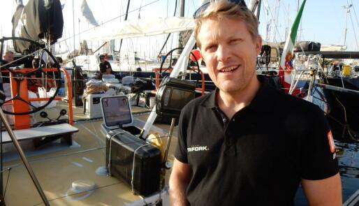 Navigerte norskeid superyacht