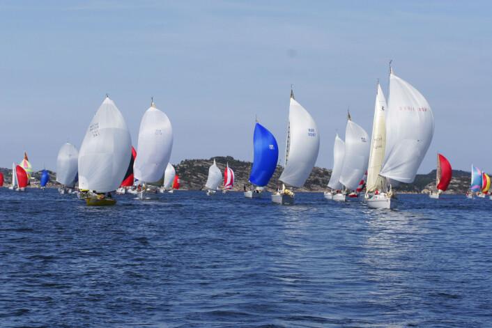 SHORTHANDED: SPZ Seilmakeren Doublehanded er Vestlandets viktigste regatta for shorthandedseiling.