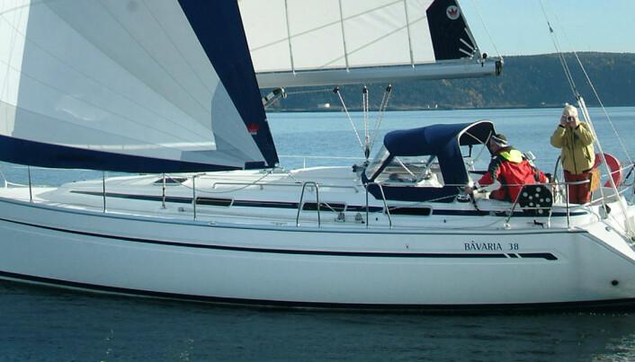Bavaria 38 AC – suksessbåten fra 2003