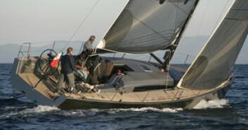ELEGANT: Sly 42 ble kåret til Årets Båt i Europa.
