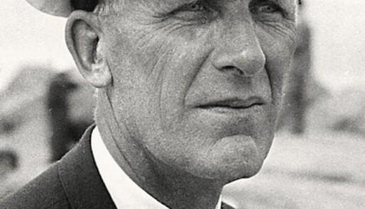 «Tit» Ditlev-Simonsen – styrte både KNS og OL