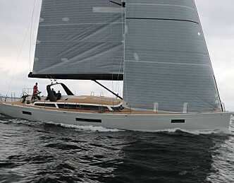 X-Yachts nye under seil