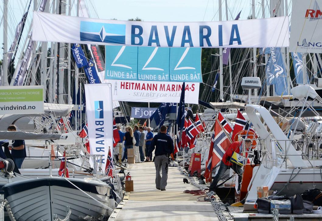 STOR: Bavaria-verftet ser nå etter nye løsninger etter at Lunde Båt er borte.