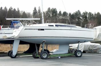 NY: Bavaria Cruiser 34 er en utvikling av en båt som ble lansert i 2009.