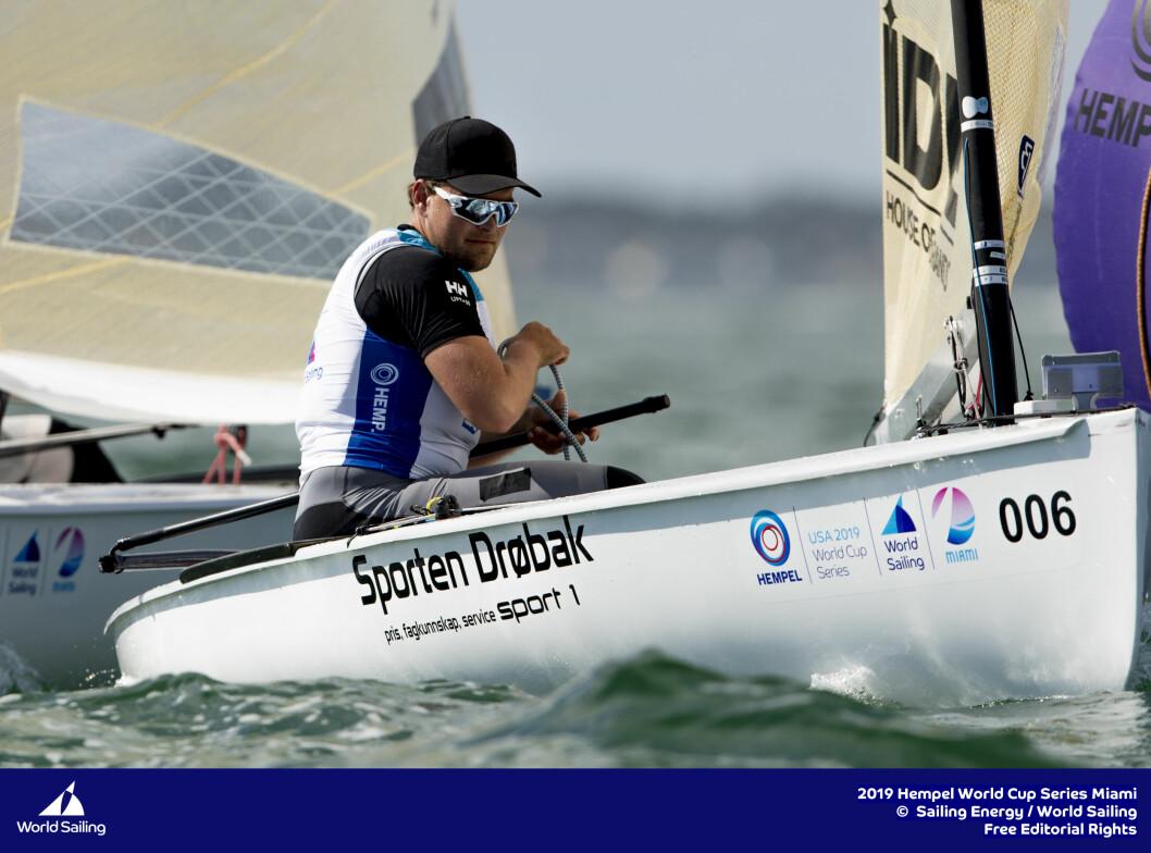 OL: Skal det bli nok et OL på Anders Pedersen i 2020, er det flere nåløyer han må tråkle seg igjennom.