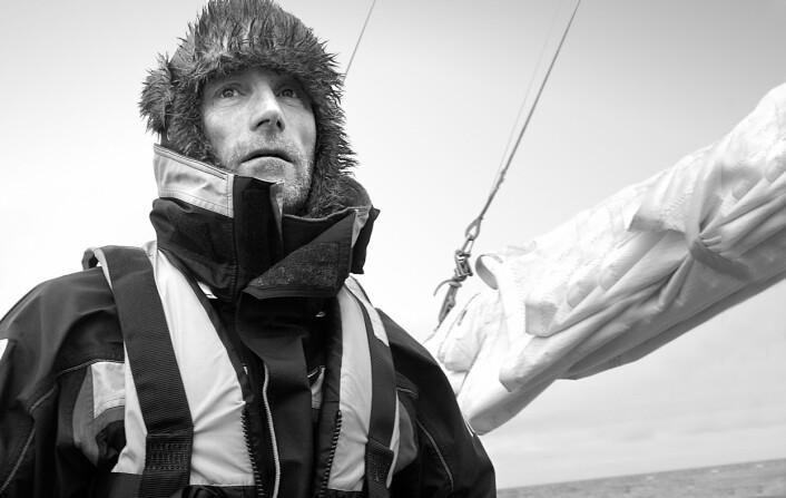 EVENTYRER: Thorleif Thorleifsson er fansinert av seiling i nord.