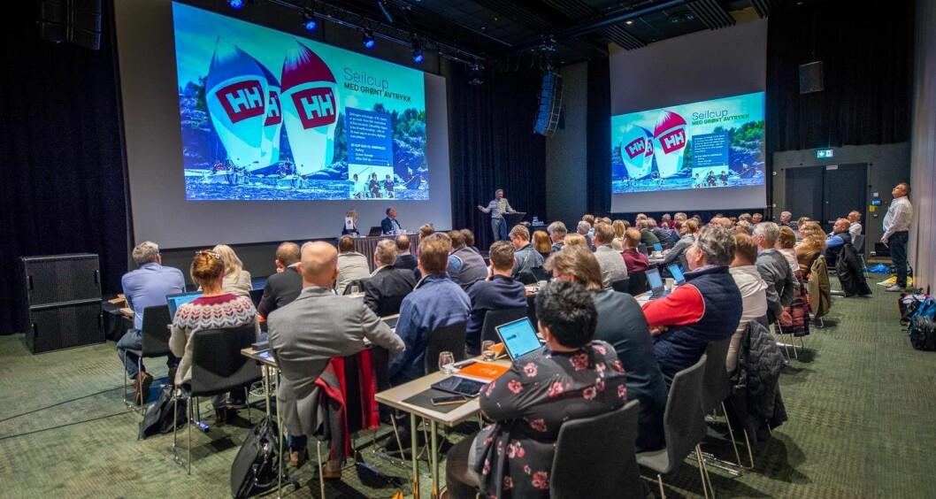 48 DELEGATER: Seiltinget 2019 talte kun 48 stemmeberettigete delegater ? det laveste antallet noensinne.