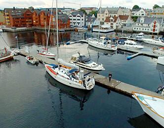 Skipper ønskes til Svalbard og Grønlandstur