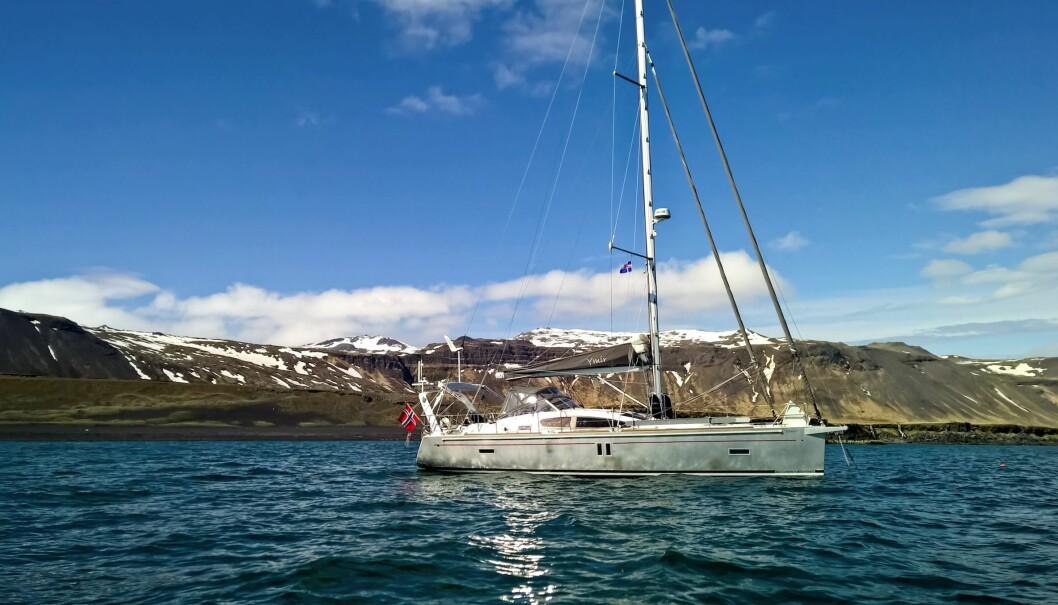SVAI: Ymir på Island i 2015