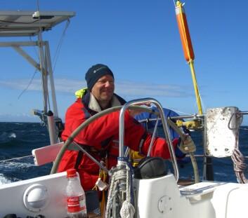 Langturforedrag: Den erfarne seileren Andreas Holo kommer til Lillestrøm.