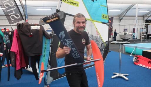 Foiling gir windsurfing et løft