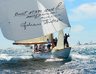 Seks 12 mR til Risør Trebåtfestival