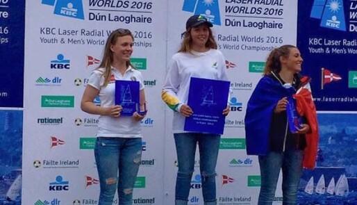VM-sølv til Caroline Rosmo