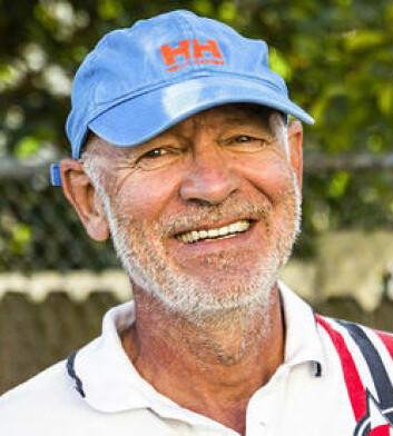 LANDSLAGSSJEFEN: Jan Steven Johannessen har fått frem et lovende, ungt OL-lag som kan komme til å overraske i Rio de Janeiro.