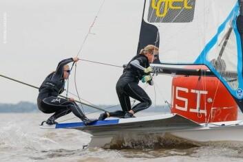 KAN OVERRASKE: Ragna og Maia Agerup er uredde og tøffe i hodet og kan overraske under OL i Rio.