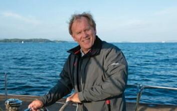 SATSER VIDERE: Per Ottar Skaaret har ikke gitt opp håpet om å skape et kompetitivt storbåt-miljø som kan delta i Volvo Ocean Race.