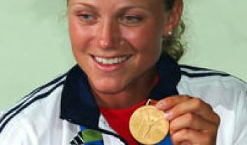 EKSPERT: Siren Sundby som vant OL-gull i Europajolle i Athen i 2004, vil være TV2s ekspertkommentator.