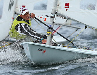 Bronsen glapp for Uffe Tomasgaard
