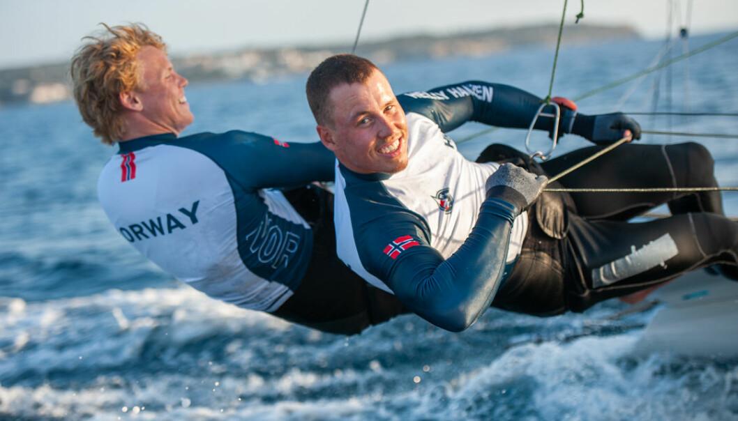 Mads og Tomas Mathisen