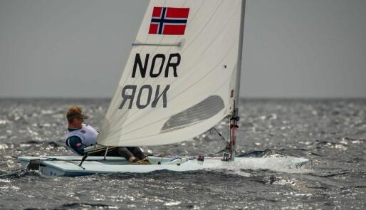 Medaljefinaler i Medemblik uten norske seilere