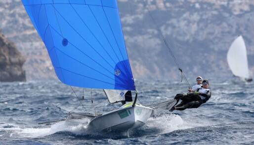 To norske båter i medaljefinale