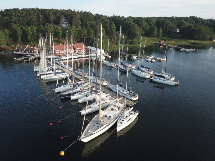 START: Hankø vil være start og mål for årets Raymarine 2Star.
