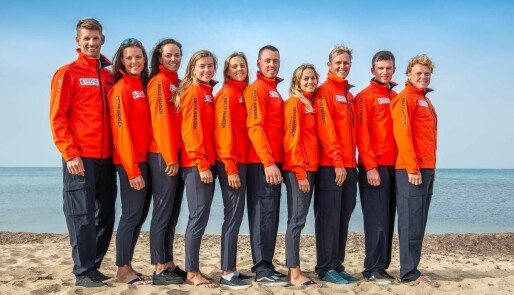 Norske seilere vil vise OL-form