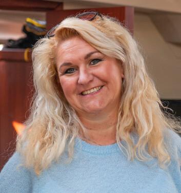 FACEBOOK: Møt Christina Sofie Haadem-Elms som gjennom «Seilere på Facebook» har over 7000 følgere.