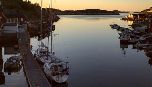Anders og Guri er typiske seilbåteiere